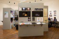 Exhibition of set design models