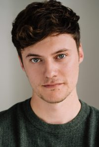 Acting graduate Lawrence Haynes
