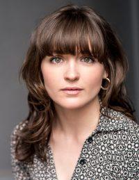 Headshot of female acting student