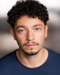 BA Professional Acting Student Sebastian Orozco