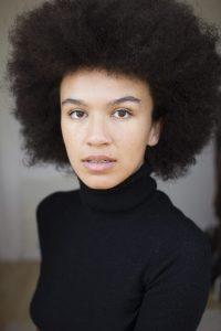 BA Professional Acting Student Katja Quist
