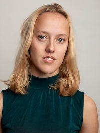Headshot of female student