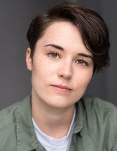 BA Professional Acting Student Jo Patmore