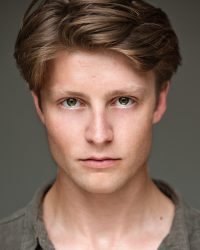 B Professional Acting Student James Burman