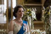 Olivia Coleman as The Queen in The Crown