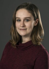 Headshot of female student