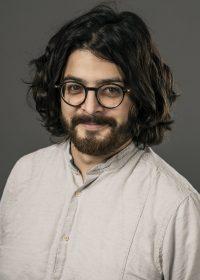 Theatre Design student Ben Thapa