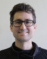 Headshot of male student