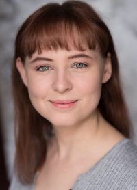 Headshot of female production arts student