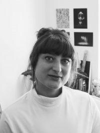 Theatre Design student Bea Wilson