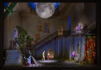 Set and Costume Design for Benjamin Britten's opera at the Royal Opera House