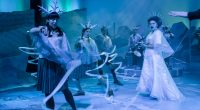 Various characters from The Snow Queen