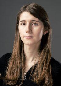 Graduating student Madeleine Coward