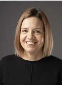 Headshot of female staff member