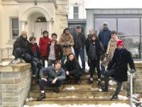 Cast outside of BOVTS