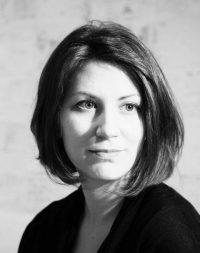 Black and white headshot of design tutor Bronia Housman
