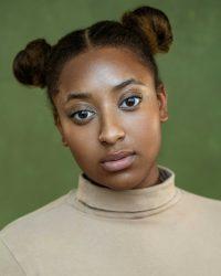 Headshot of acting student